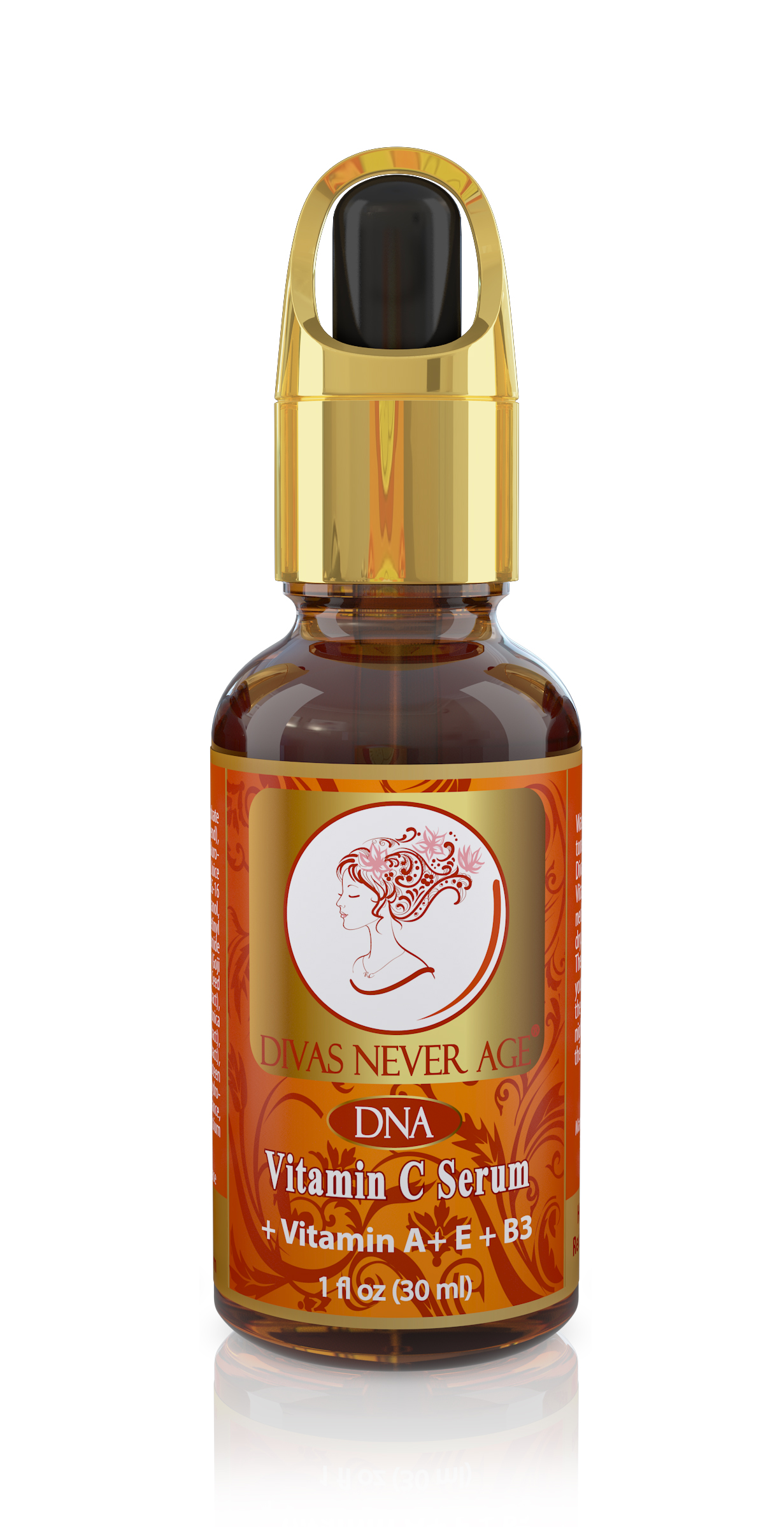 FINEST& DERMATOLOGIST RECOMMENDED VITAMIN C ANTI-AGING SERUM - Divas Never Age®